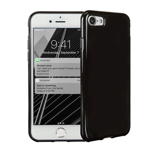 LBT Classic Black  Gel Case for iPhone 7/8