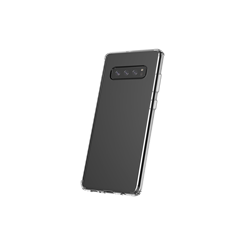 TUFF 8 CLEAR BACK CASE FOR SAMSUNG S10 PLUS