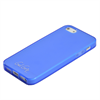 LBT BLACK PKGD. IPHONE 5/5S/SE BLUE GEL SKIN