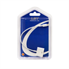 "Additional Images for LIGHTNING 8 PIN TO APPLE 30 PIN PORT 6""ADAPTOR (BULK)"