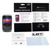 BLACKBERRY CURVE 9300/8520 HD SCREEN PROTECTOR