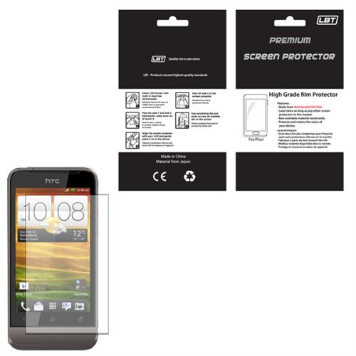 HTC 1 V HD FILM SCREEN PROTECTOR
