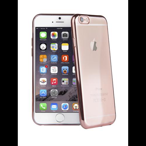 VIVA MADRID METALICO FLEX  RUBINE ROSE GOLD EDGE FOR IPHONE 6/6S