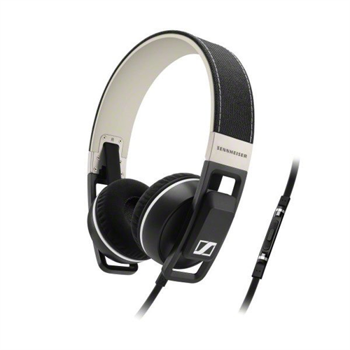 SENNHEISER URBANITE ON EAR MOBILE STEREO HEAPHONES W/ REMOTE CONTROL FOR IOS