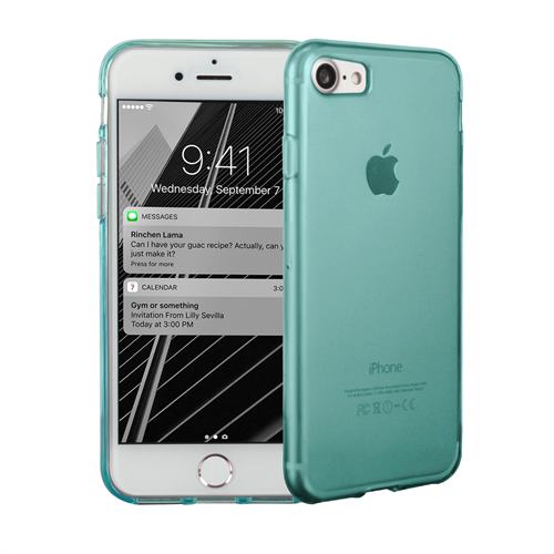 LBT Classic Blue Gel Case for iPhone 7/8