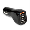 Additional Images for LBT QC3.0 18W 3 PORTS USB CAR CHARGER